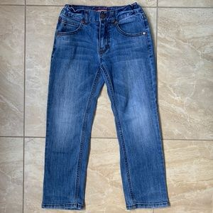 Tommy Hilfiger Regular-Fit Blue Stone Jeans